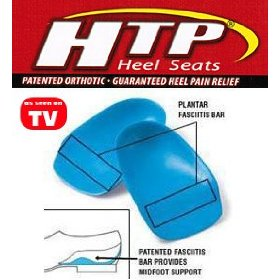 HTP Heel Seats for Plantar Fasciitis